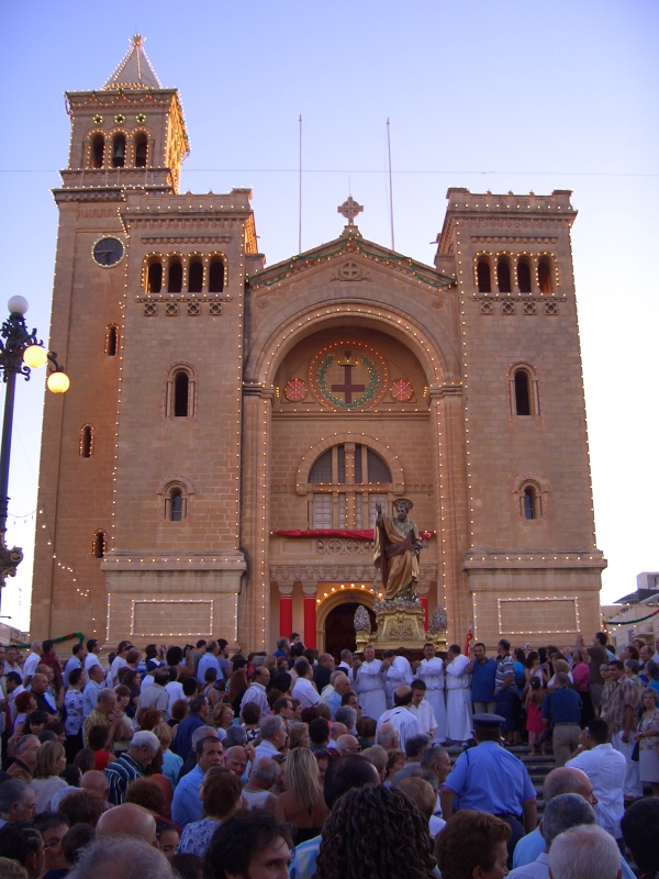 Festa San Pietru fil-Ktajjen Birzebbuga